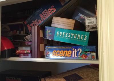 Gameroom Closet - Before